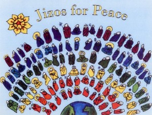 Jizos for Peace Pilgrimage